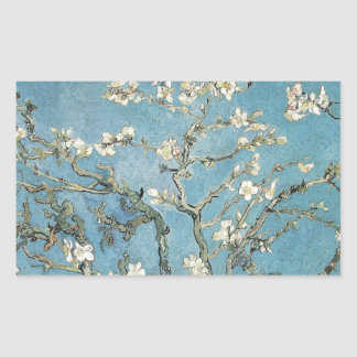 Almond branches in bloom, 1890, Vincent van Gogh