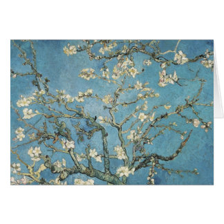 Almond branches in bloom, 1890, Vincent van Gogh Greeting Card