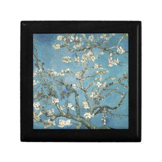 Almond branches in bloom, 1890, Vincent van Gogh Jewelry Boxes