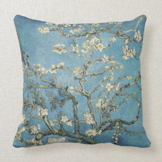 Almond branches in bloom, 1890, Vincent van Gogh Pillows