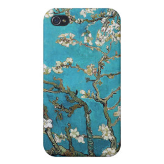 Almond Branches in Bloom, San Remy, c.1890 Cover For iPhone 4