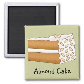 Almond Cake Magnet