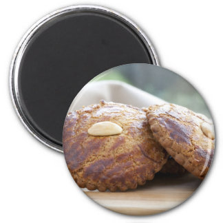 Almond Cookie Magnet