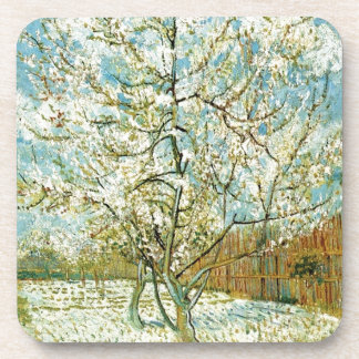 Almond tree coaster