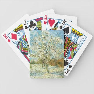 Almond tree poker deck