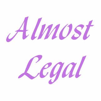 Almost Legal Photo Cutout