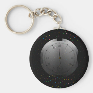 Almost Midnight Keychain