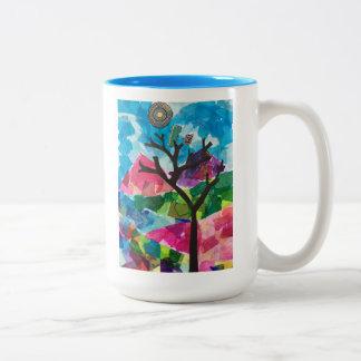 Almost Spring Tree Mug
