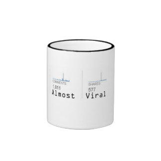 Almost Viral Ringer Coffee Mug