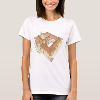 Almudaina Royal Palace. Palma de Mallorca Spain T-Shirt