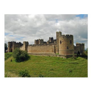 Alnwick Castle Postcard