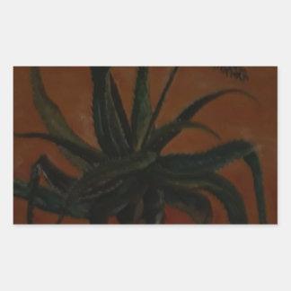 Aloe Sticker
