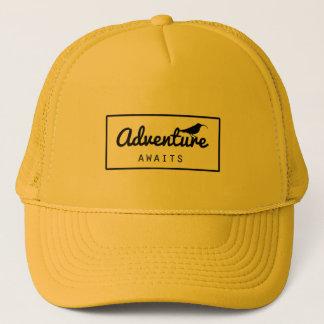 Aloha adventure trucker hat
