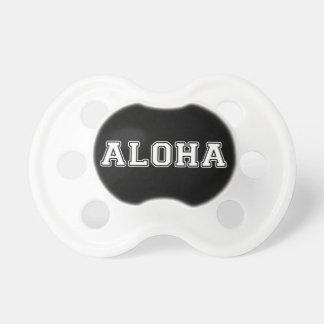 Aloha Baby Pacifier