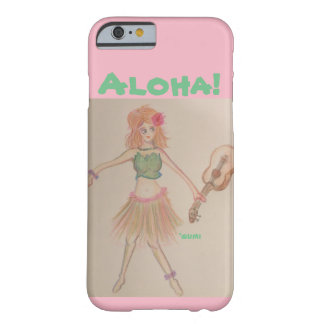 Aloha! Barely There iPhone 6 Case