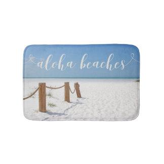 Aloha Beaches Bath Mat
