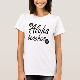 Aloha Beaches women's shirt