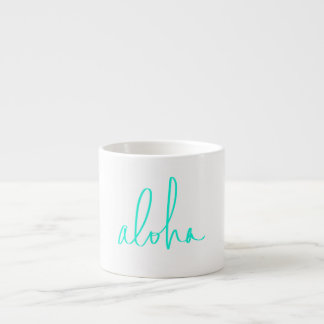 Aloha Espresso Cup