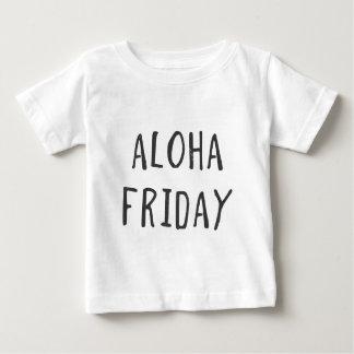Aloha Friday Baby T-Shirt
