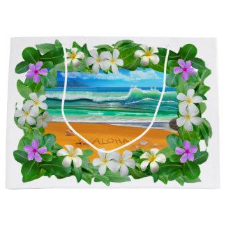 Aloha from Hawaii Large Gift Bag