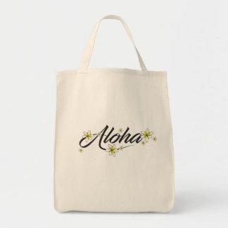 Aloha Grocery Tote Bag