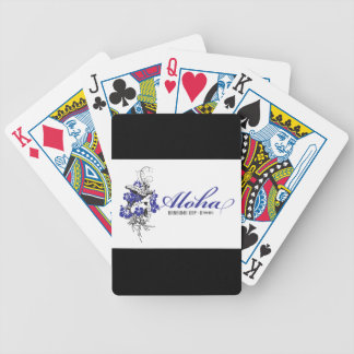 Aloha Hanauma Bay Hawaii Poker Deck