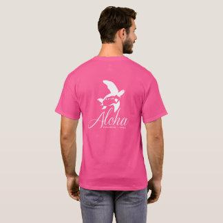 Aloha Hanauma Bay Hawaii Turtle T-Shirt