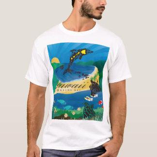 Aloha Hanauma Bay Oahu Hawaii Islands T-Shirt