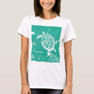 Aloha Hanauma Turtle Hawaii 253 T-Shirt