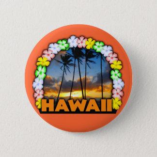 Aloha Hawaii 2 Inch Round Button