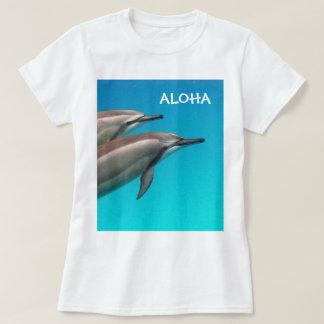 ALOHA Hawaii Dolphins 109 T-Shirt