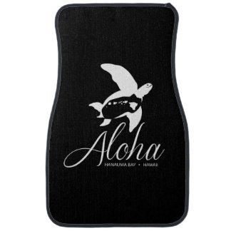 Aloha Hawaii Islands Car Mat