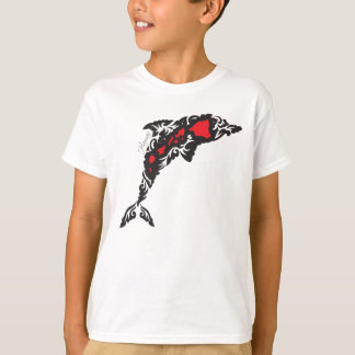 Aloha Hawaii Islands Dolphin T-Shirt