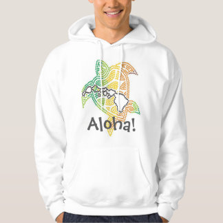 Aloha Hawaii Islands Hoodie