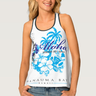 Aloha Hawaii Islands Tank Top