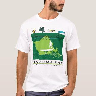 Aloha Hawaii Oahu Islands Surfer T-Shirt
