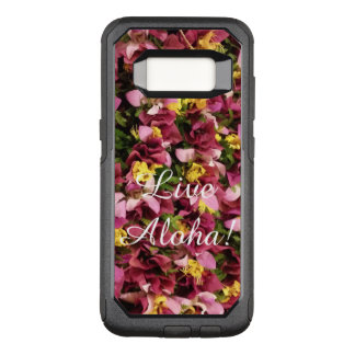 Aloha Hawaiian Flower Samsung Galaxy S8 Case