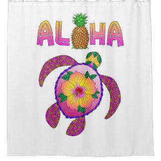 Aloha Hawaiian Honu Turtle