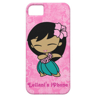 Aloha Honeys Hula Girl Barely There iPhone 5 Case