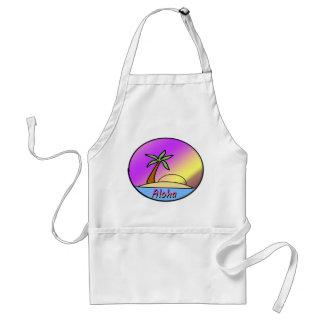 Aloha Island Standard Apron