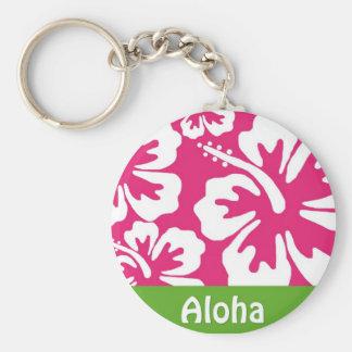 Aloha Keychain
