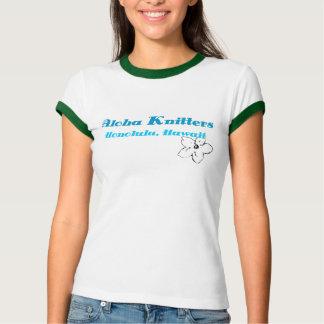 Aloha Knitters Ringer T-shirt