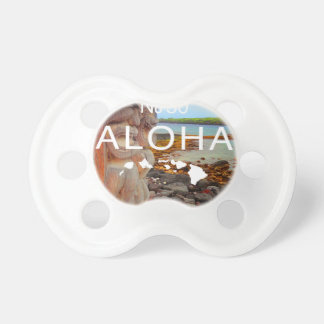 Aloha No 50 Tiki Pacifier
