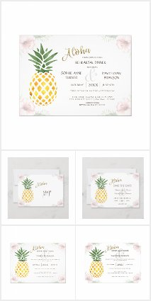 Aloha Pineapple Beach Collection