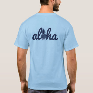 aloha pineapple hawaii (star) T-Shirt