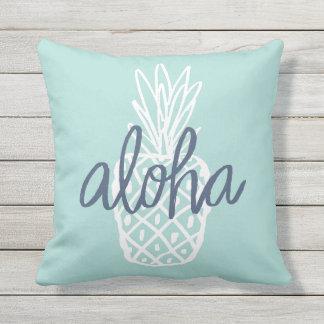 Aloha Pineapple Pillow