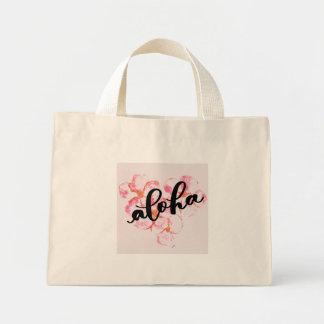 Aloha Plumeria Tote Bag
