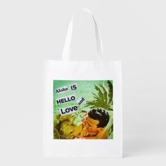 Aloha Shopping Bag