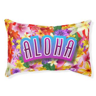 Aloha! Small Dog Bed