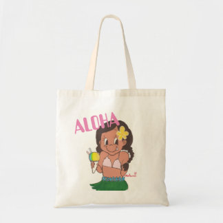 Aloha totobatsugu tote bag